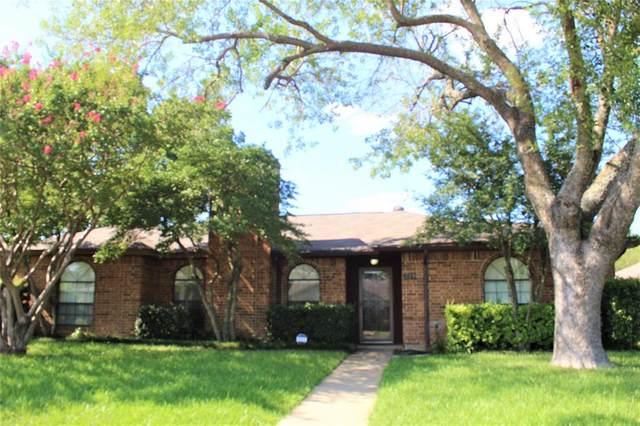 719 Rosedown Lane, Mesquite, TX 75150 (MLS #14408941) :: RE/MAX Pinnacle Group REALTORS