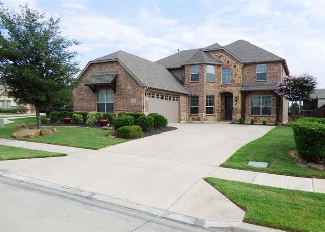 7004 Reatta Court, North Richland Hills, TX 76182 (MLS #14408943) :: Team Hodnett