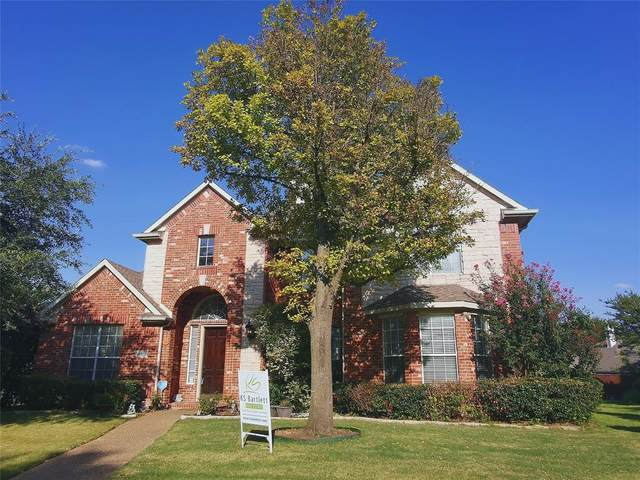 8120 Weiss Avenue, Plano, TX 75025 (MLS #14408959) :: The Chad Smith Team