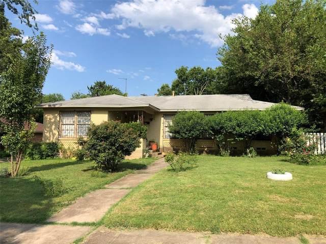 2511 Evelyn Street, Dallas, TX 75216 (MLS #14408960) :: The Heyl Group at Keller Williams