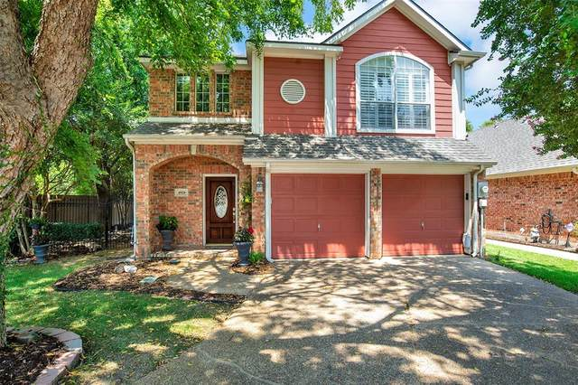 4929 Ridgedale Drive, Plano, TX 75024 (MLS #14408968) :: The Mauelshagen Group