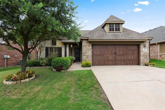 12525 Lizzie Place, Fort Worth, TX 76244 (MLS #14408980) :: The Good Home Team
