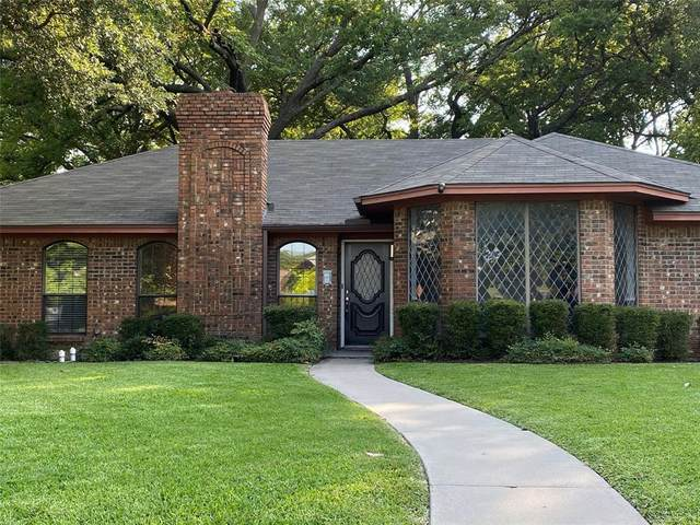 3313 Dunes Street, Denton, TX 76209 (MLS #14408999) :: The Mauelshagen Group