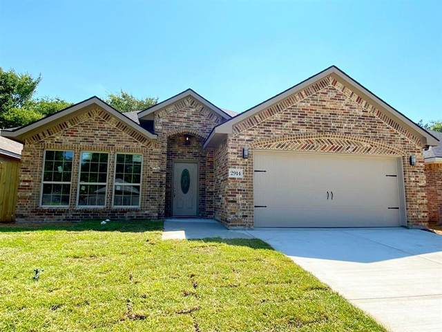 2914 Curvilinear Court, Dallas, TX 75227 (MLS #14409001) :: The Heyl Group at Keller Williams