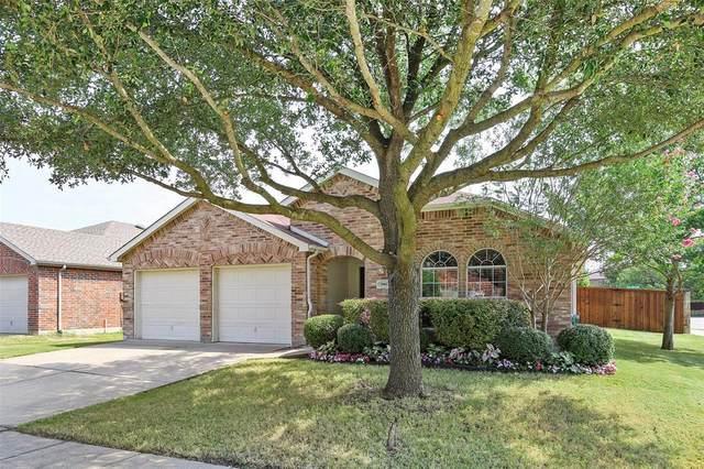 1000 Ingram Drive, Forney, TX 75126 (MLS #14409004) :: The Heyl Group at Keller Williams