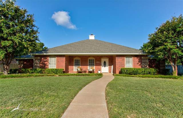6310 Dominion Court, Abilene, TX 79606 (MLS #14409006) :: Potts Realty Group