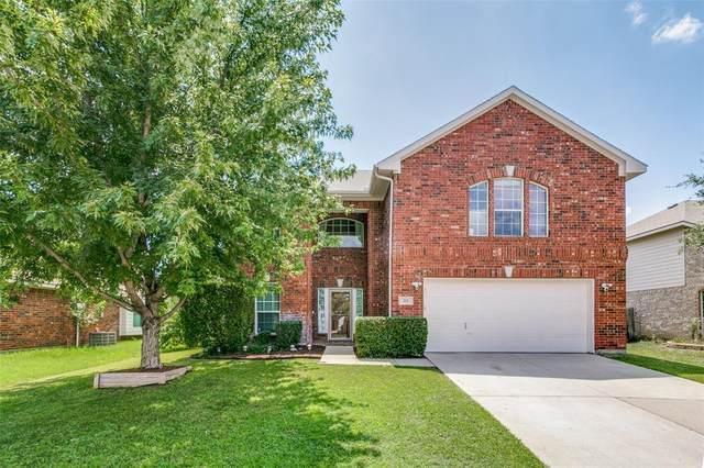 212 Millford Road, Roanoke, TX 76262 (MLS #14409011) :: The Kimberly Davis Group