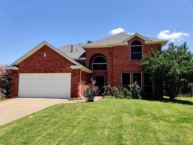 1114 Prospect Drive, Flower Mound, TX 75028 (MLS #14409013) :: EXIT Realty Elite