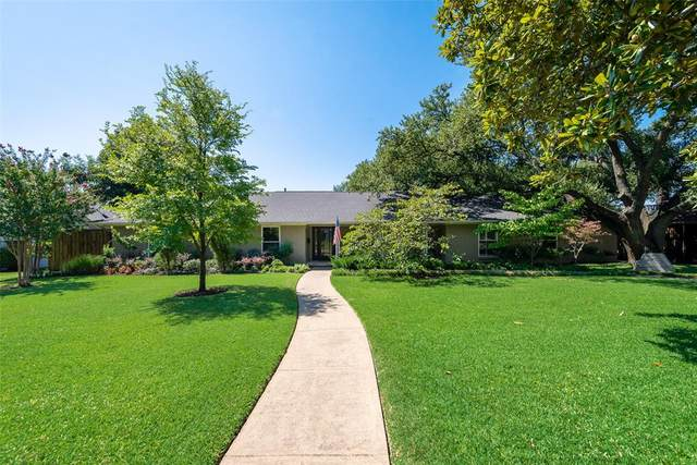 4328 Goodfellow Drive, Dallas, TX 75229 (MLS #14409023) :: The Mitchell Group