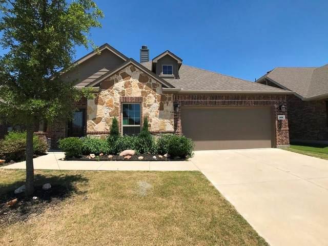 505 Rustic Oak Lane, Mckinney, TX 75072 (MLS #14409027) :: The Heyl Group at Keller Williams