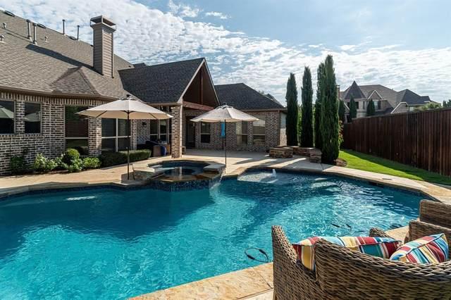 618 Kingsfield Drive, Murphy, TX 75094 (MLS #14409045) :: The Tierny Jordan Network