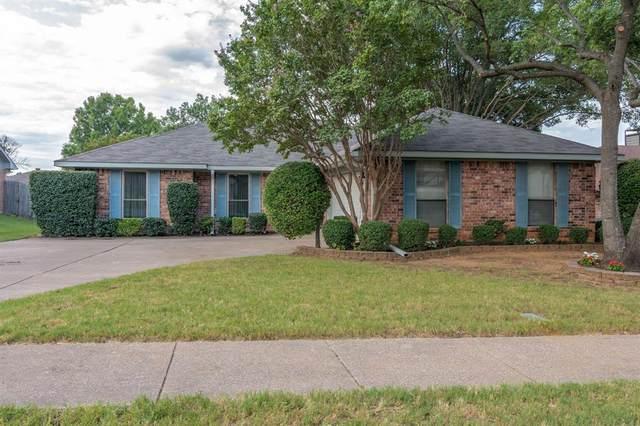 506 Morningside Drive, Euless, TX 76040 (MLS #14409054) :: The Mauelshagen Group
