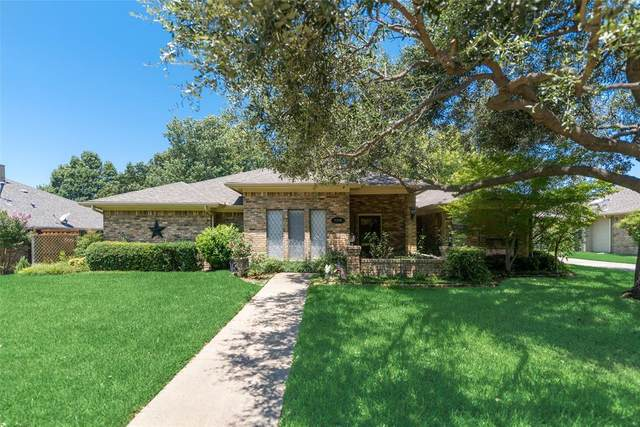 1108 Derbyshire Lane, Carrollton, TX 75007 (MLS #14409057) :: The Good Home Team