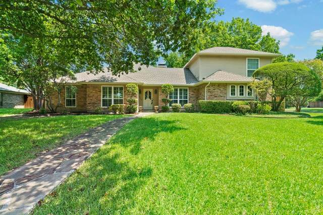 1630 Plummer Drive, Rockwall, TX 75087 (MLS #14409059) :: The Heyl Group at Keller Williams