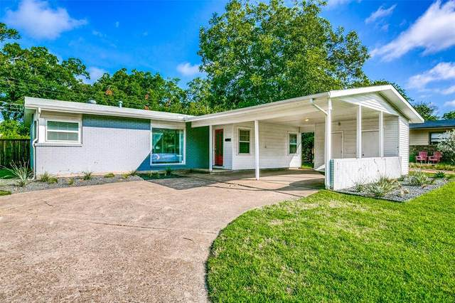 9761 Ash Creek Drive, Dallas, TX 75228 (MLS #14409064) :: The Heyl Group at Keller Williams