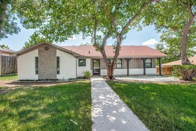 2002 Huntington Drive, Grand Prairie, TX 75051 (MLS #14409068) :: The Heyl Group at Keller Williams