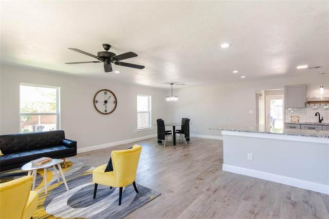 1221 Bellaire Drive, Grapevine, TX 76051 (MLS #14409076) :: EXIT Realty Elite
