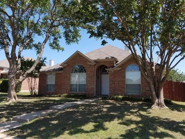 10505 N Ambergate Lane, Frisco, TX 75035 (MLS #14409085) :: Team Tiller