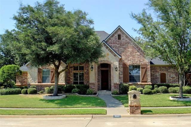 8201 Regency Drive, North Richland Hills, TX 76182 (MLS #14409090) :: Team Hodnett