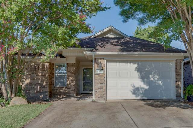 5404 Village Green Drive, Mesquite, TX 75150 (MLS #14409093) :: The Heyl Group at Keller Williams