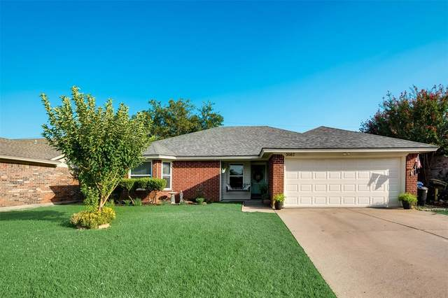 2087 Rodeo Court, Keller, TX 76248 (MLS #14409098) :: The Chad Smith Team