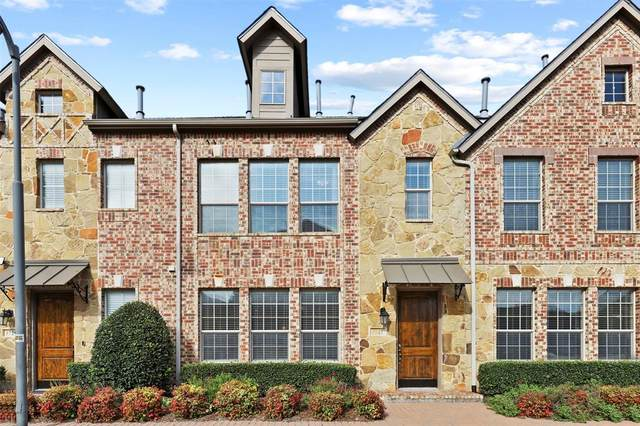5727 Knox Drive, Plano, TX 75024 (MLS #14409112) :: The Kimberly Davis Group