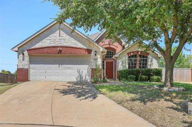 10606 Saint Georges Drive, Rowlett, TX 75089 (MLS #14409160) :: Maegan Brest | Keller Williams Realty