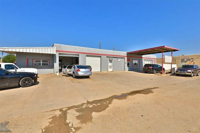 1326 Commercial Avenue, Anson, TX 79501 (MLS #14409162) :: The Tierny Jordan Network