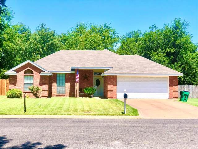 225 Maple Lane, Stephenville, TX 76401 (MLS #14409172) :: Real Estate By Design