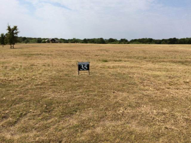 35 Sandy Cove, Streetman, TX 75859 (MLS #14409179) :: The Rhodes Team