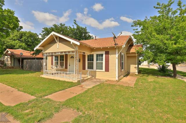 1049 Poplar Street, Abilene, TX 79602 (MLS #14409183) :: North Texas Team | RE/MAX Lifestyle Property