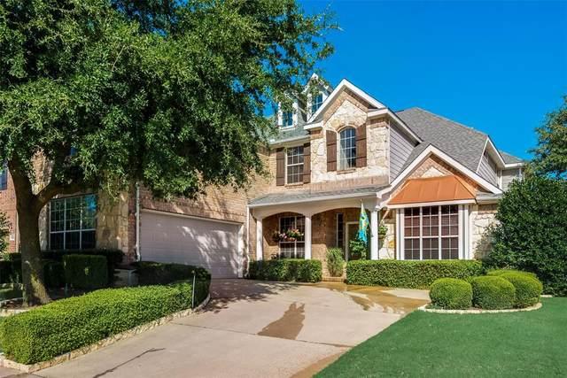 8350 Elena Drive, Lantana, TX 76226 (MLS #14409191) :: Keller Williams Realty