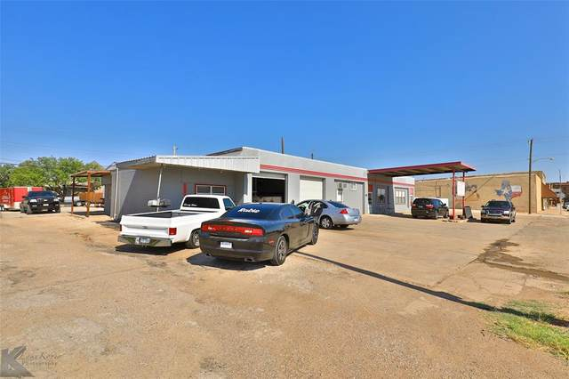 1326 Commercial Avenue Avenue, Anson, TX 79501 (MLS #14409193) :: The Tierny Jordan Network