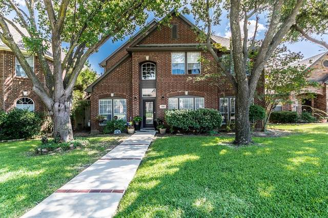 799 Lakeview Drive, Coppell, TX 75019 (MLS #14409199) :: The Rhodes Team