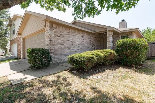 1108 Savage Drive, Denton, TX 76207 (MLS #14409206) :: The Heyl Group at Keller Williams