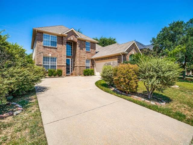 205 Lake Village Drive, Mckinney, TX 75071 (MLS #14409213) :: The Good Home Team