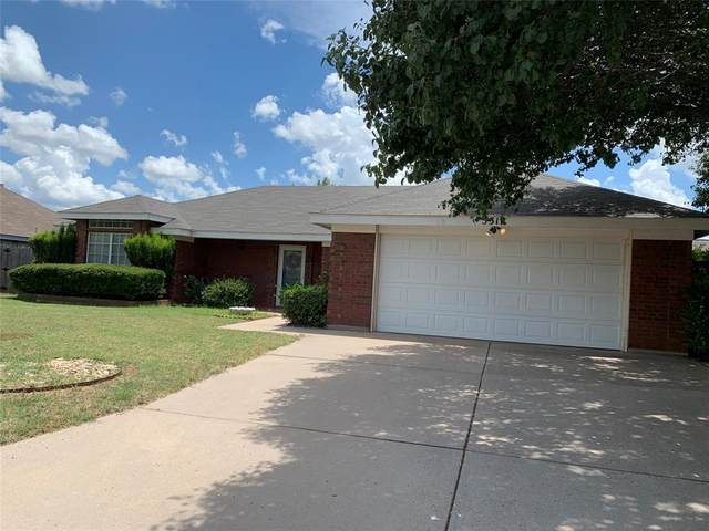 5317 Western Plains Avenue, Abilene, TX 79606 (MLS #14409225) :: Potts Realty Group