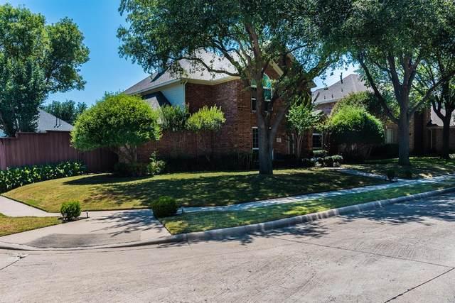 2100 Glendale Drive, Plano, TX 75023 (MLS #14409226) :: The Good Home Team