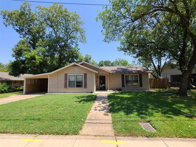 324 N Charles Street, Lewisville, TX 75057 (MLS #14409234) :: The Heyl Group at Keller Williams