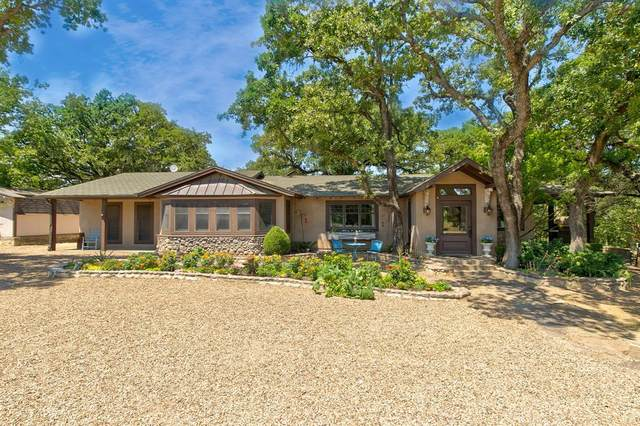 1257 Harmony Circle, Weatherford, TX 76087 (MLS #14409251) :: Justin Bassett Realty