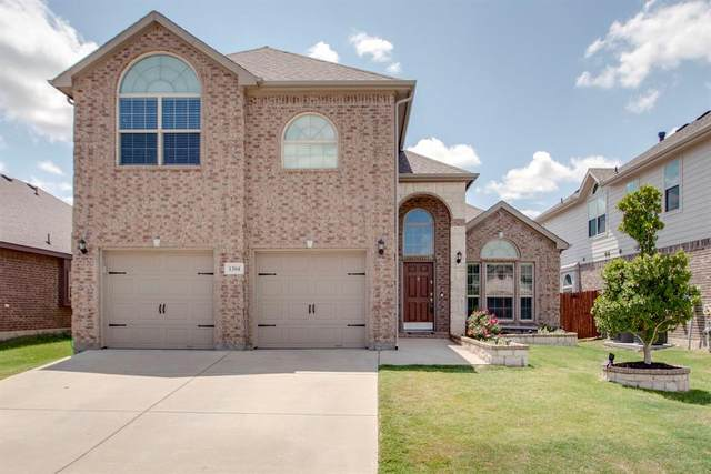 1304 Creosote Drive, Fort Worth, TX 76177 (MLS #14409264) :: The Juli Black Team