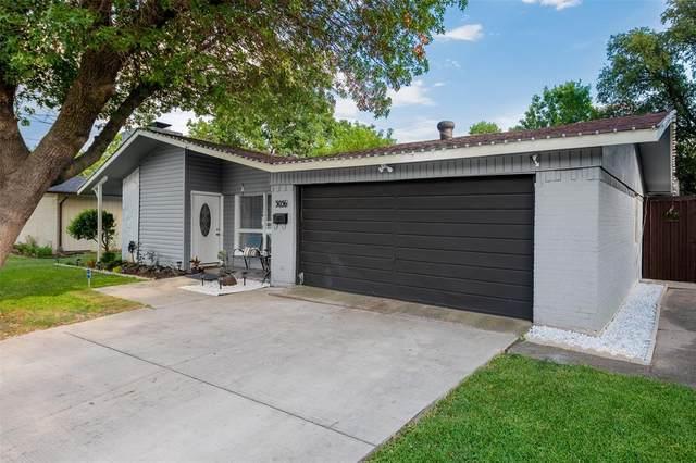 3036 Sundial Drive, Dallas, TX 75229 (MLS #14409273) :: The Good Home Team