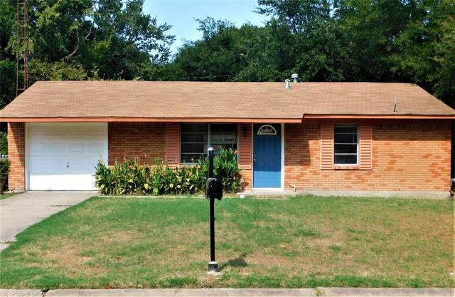 1309 Ann Arbor Drive, Corsicana, TX 75110 (MLS #14409286) :: The Heyl Group at Keller Williams