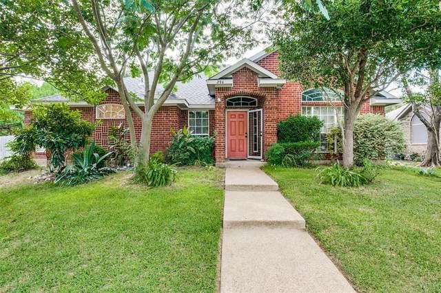 206 Moss Drive, Cedar Hill, TX 75104 (MLS #14409292) :: Trinity Premier Properties