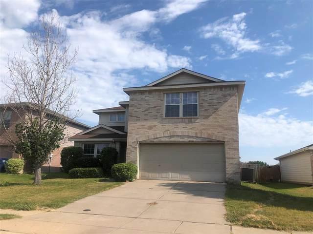 1626 Red Oak Trail, Anna, TX 75409 (MLS #14409330) :: The Hornburg Real Estate Group
