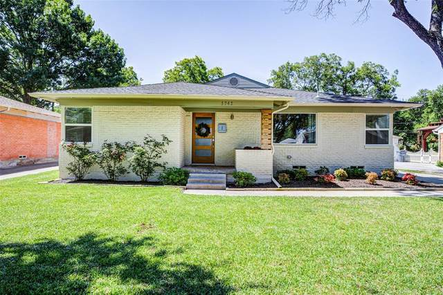 3742 Matador Drive, Dallas, TX 75220 (MLS #14409351) :: The Hornburg Real Estate Group