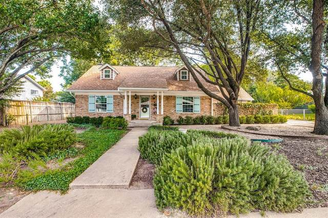 1404 W Lamar Street, Mckinney, TX 75069 (MLS #14409363) :: The Good Home Team