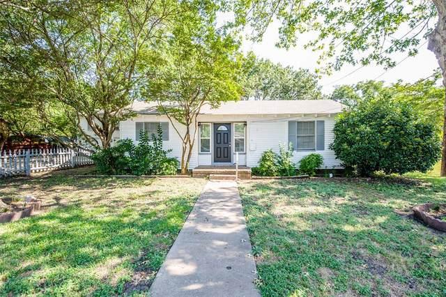 105 Joseph Street, Waxahachie, TX 75165 (MLS #14409367) :: All Cities USA Realty