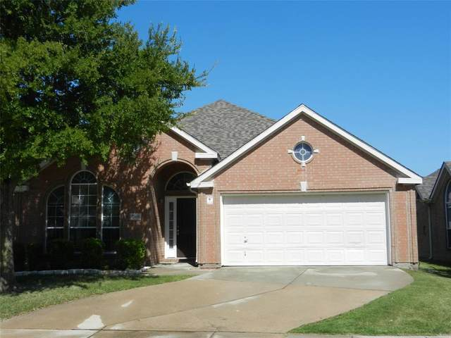 2505 Spring Drive, Mckinney, TX 75072 (MLS #14409373) :: The Good Home Team