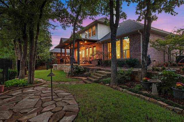 3408 Texas Trail, Hurst, TX 76054 (MLS #14409391) :: The Heyl Group at Keller Williams